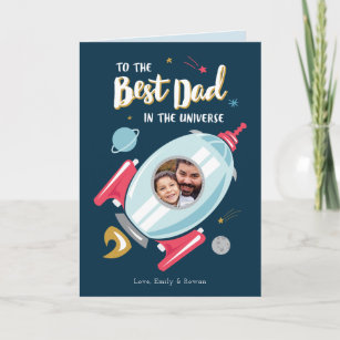 Best Dad In The Universe Gifts on Zazzle