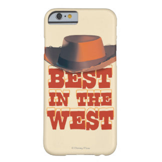 Best in the West Barely There iPhone 6 Case