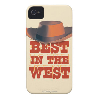 Best in the West Case-Mate iPhone 4 Case