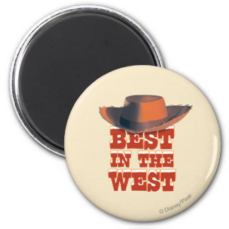 Best in the West Magnet