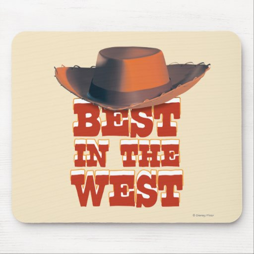 Best in the West Mouse Pad