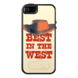 Best in the West OtterBox iPhone 5/5s/SE Case