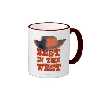 Best in the West Ringer Mug