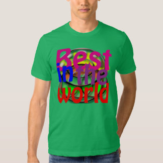best in the world shirts