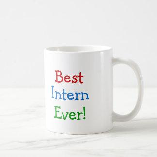 Best intern ever coffee mug