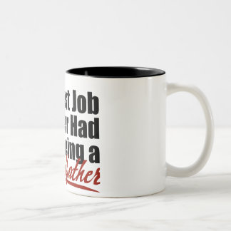 Best Job is Being a Grandfather Mugs