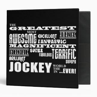 Best Jockeys Greatest Jockey Vinyl Binder