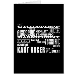 Best Kart Racers : Greatest Kart Racer Card