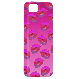 Best Kiss Award Lips iPhone 5 case