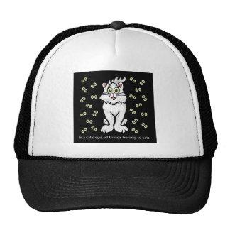 Best Kitty Kat Trucker Hat