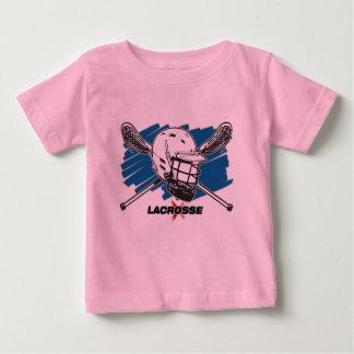Best Lacrosse Baby T-Shirt