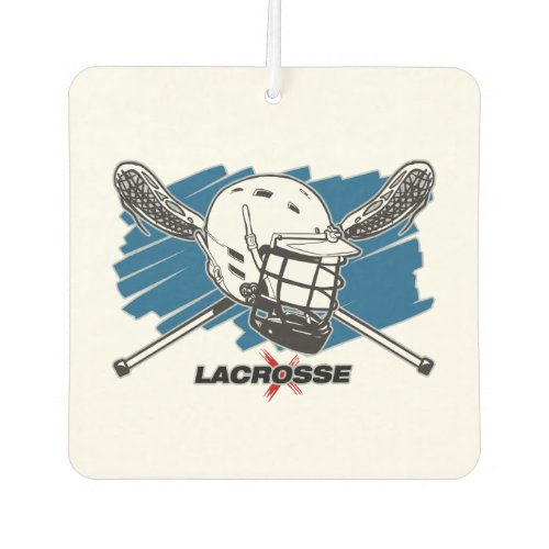 Best Lacrosse Car Air Freshener