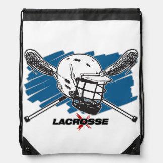 Best Lacrosse Drawstring Bag