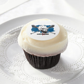 Best Lacrosse Edible Frosting Rounds
