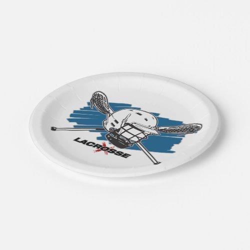 Best Lacrosse Paper Plate