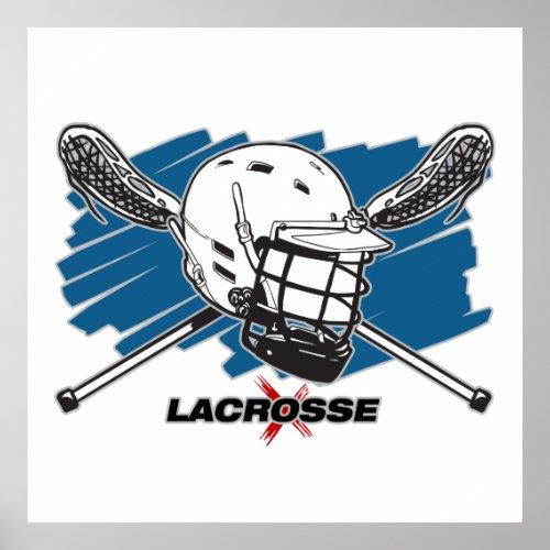 Best Lacrosse Poster