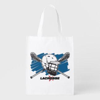 Best Lacrosse Reusable Grocery Bag