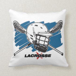 Best Lacrosse Throw Pillow