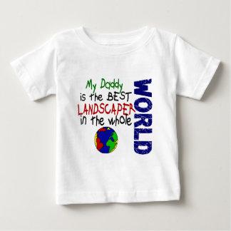 Best Landscaper In World 2 (Daddy) Tshirts