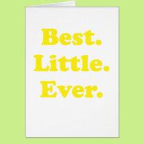 Best Little Ever Card