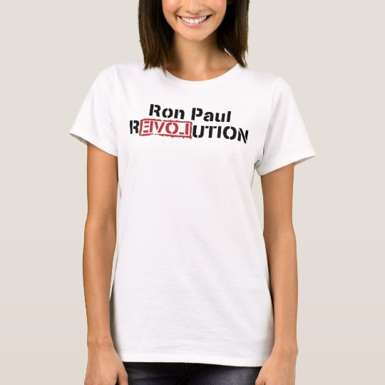 Best Looking Ron Paul shirt available.