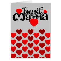 Best Mama Card