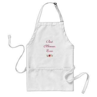 Best Mamaw Ever Adult Apron