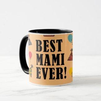 best mami ever mug