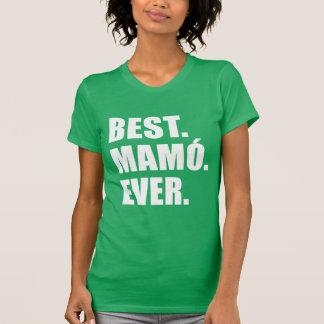 Best Mamo Ever Irish Grandmother T-Shirt