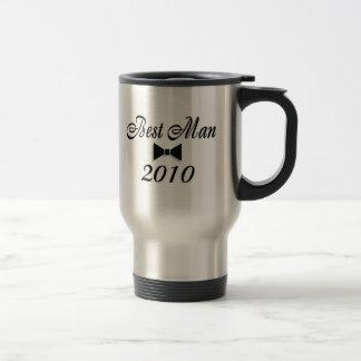 Best Man 2010 Travel Mug