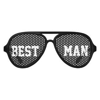Best Man Aviator Sunglasses