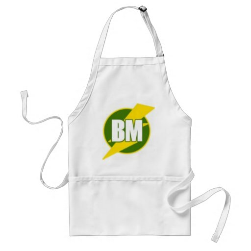 Best Man B/M Aprons