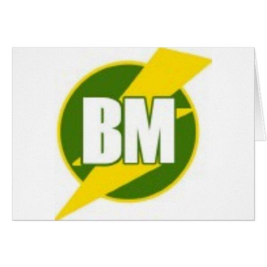 Best Man B/M Card