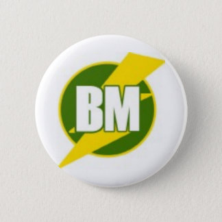 Best Man B/M Pinback Button