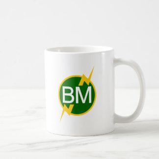 Best Man BM Coffee Mug