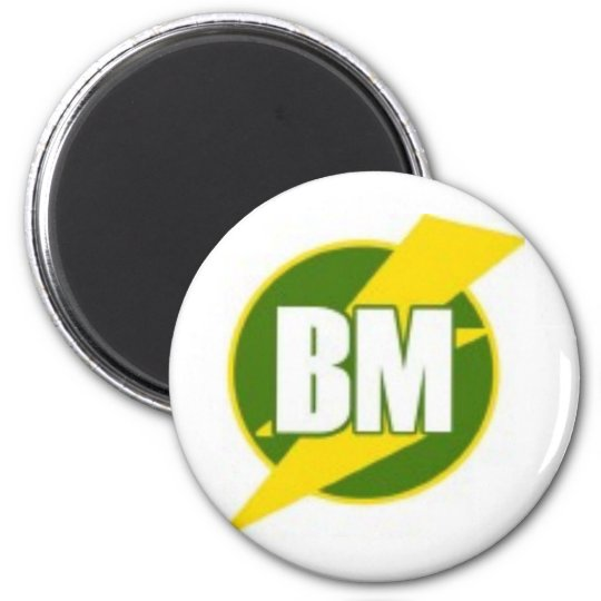 Best Man (BM) Magnet