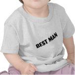 Best Man Bold Black Shirts