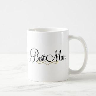 Best Man Coffee Mug
