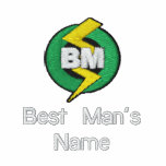 Best Man Gift, Personalized Best Man Shirt Polos