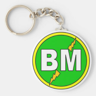 Best Man keychain