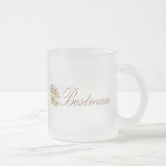 Best Man Mug
