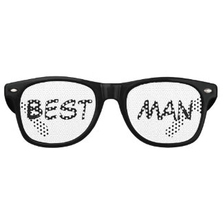 """""""Best Man"""" Party Shades"""