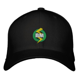 Best Man Patch Cap Embroidered Hat