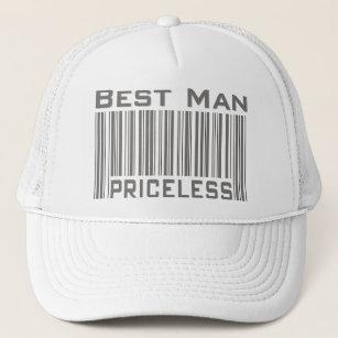 0ee3d970 Best Man Priceless Trucker Hat