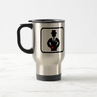 Best Man Pro Travel Mug