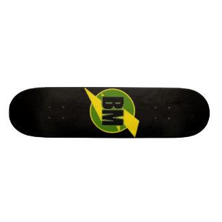 Best Man Skateboard (BM) -- Black