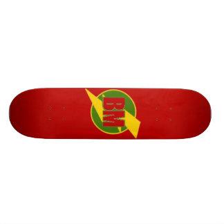 Best Man Skateboard (BM) -- Red