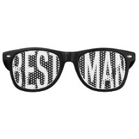 Best Man Swag Party Shades