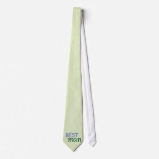 Best Man Tie tie