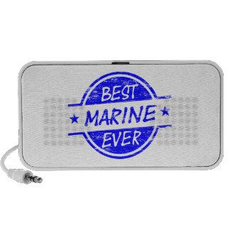 Best Marine Ever Blue Mp3 Speakers